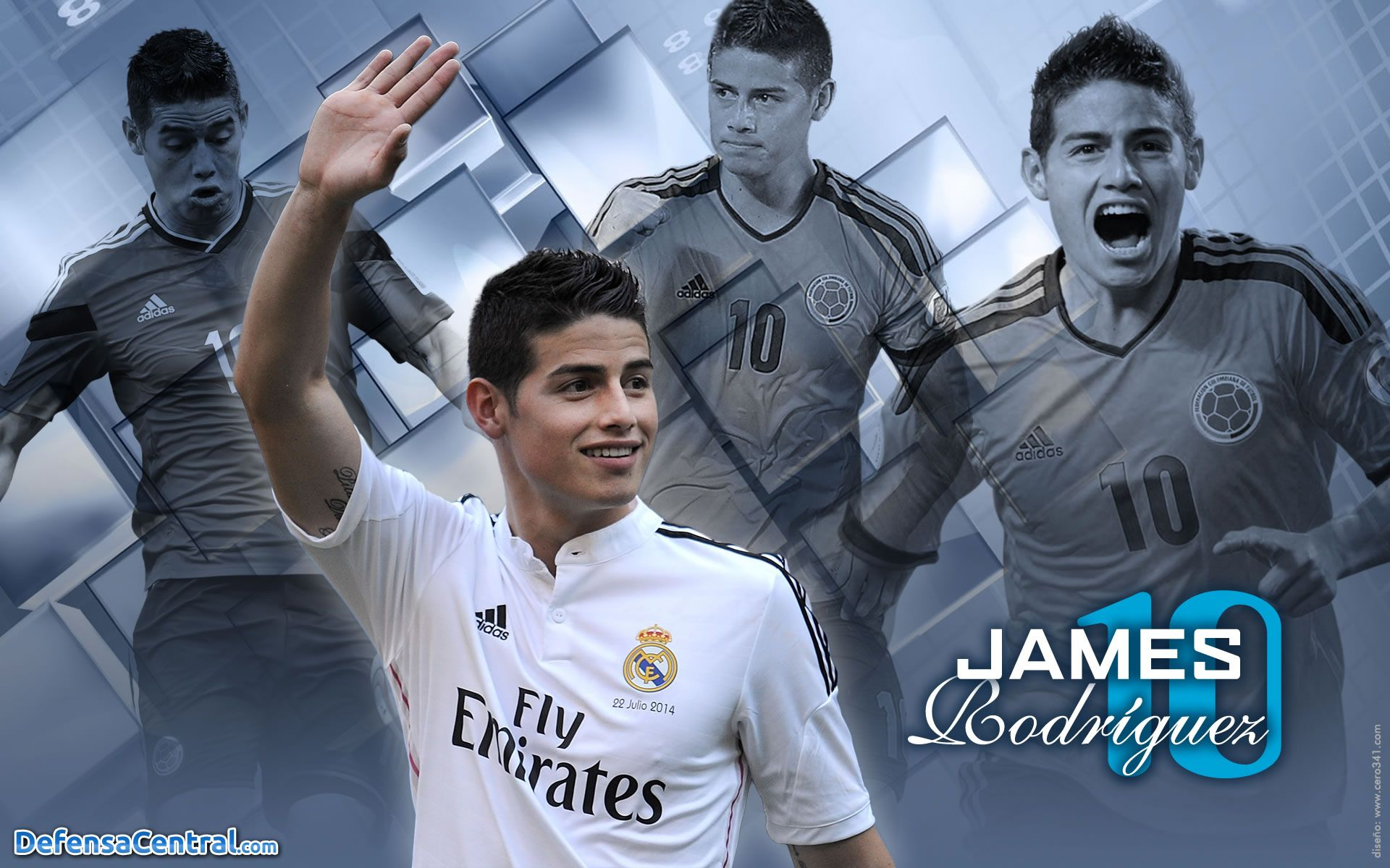 James Rodriguez Wallpapers HD Free Download Free HD Wallpapers