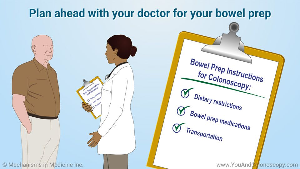 What is a colonoscopy and how do I prepare for it? Prep