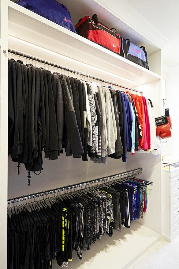 Khloé Kardashian's Closet Designer Has One Rule for Organization