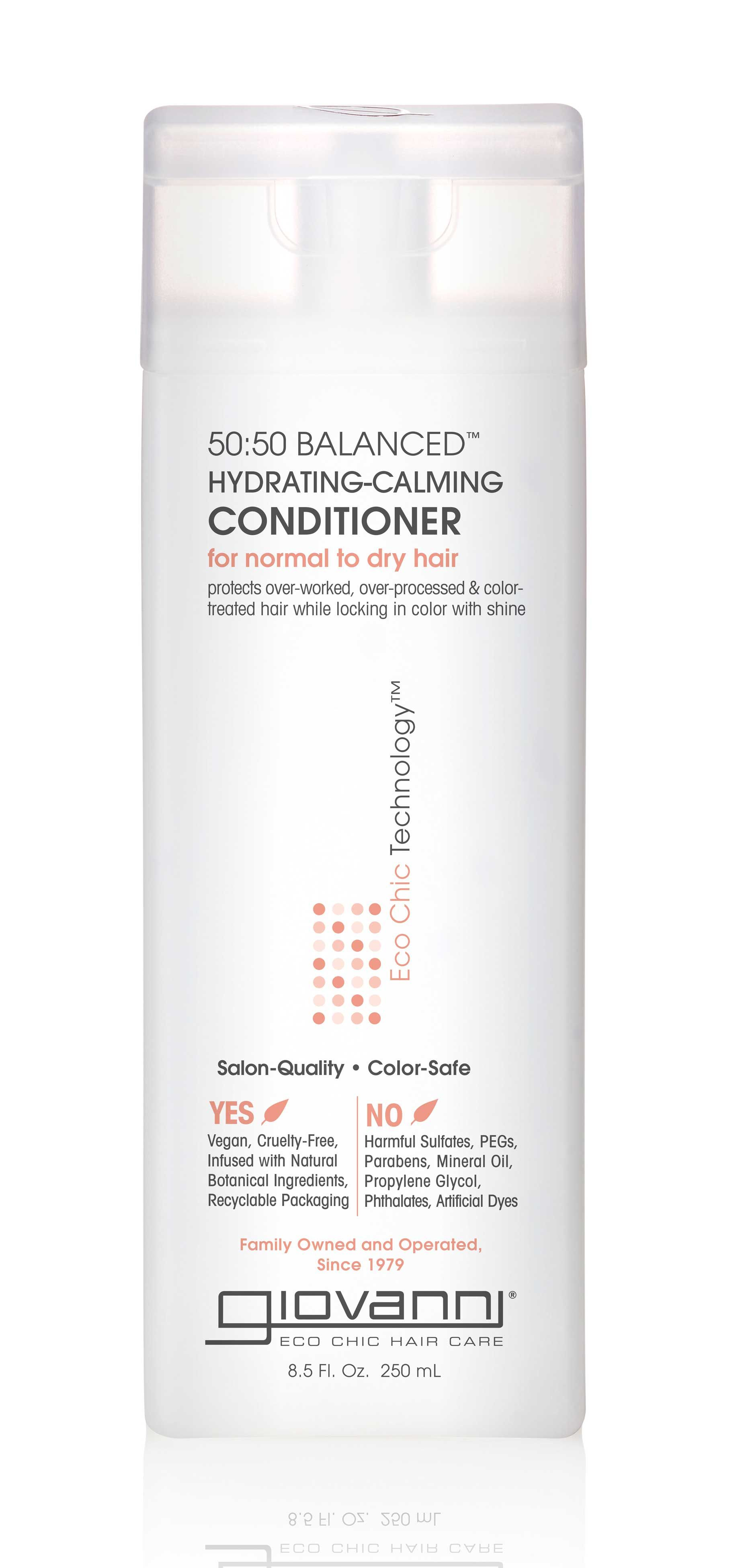 50 50 Balanced Hydrating Calming Conditioner 3 Sizes How To Treat Acne Eye Sight Improvement Dry Hair
