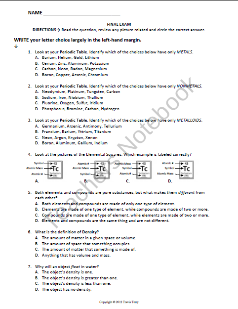 Shops 1 20 Of 5004 Life Science Middle School 7th Grade Science Science Worksheets