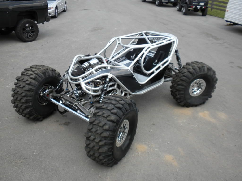 Coleworx Fatgirl Project RELOADED!! Built for T. Cameron - Pirate4x4 ...