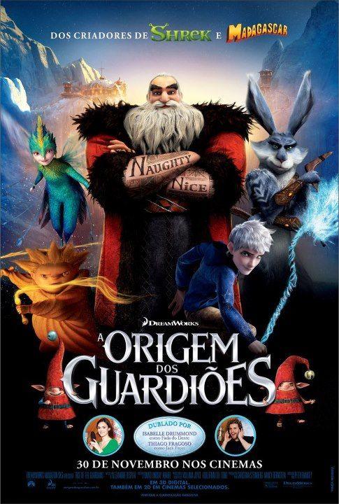 A Origem Dos Guardioes 3d Filmes De Natal Guardiao Fada Dos