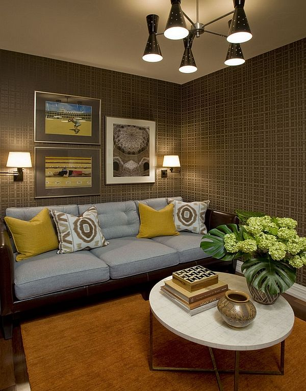 Hot Color Trends For 2014  Interiors Room And Living Rooms Inspiration Living Room Design 2014 Inspiration Design