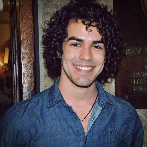 Cearense Sam Alves é indicado ao Brazillian International Press Awards na categoria de melhor cantor  - Diário do Nordeste