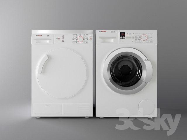 Washer And Dryer Bosch Washer And Dryer Bosch Bosch Washing Machine