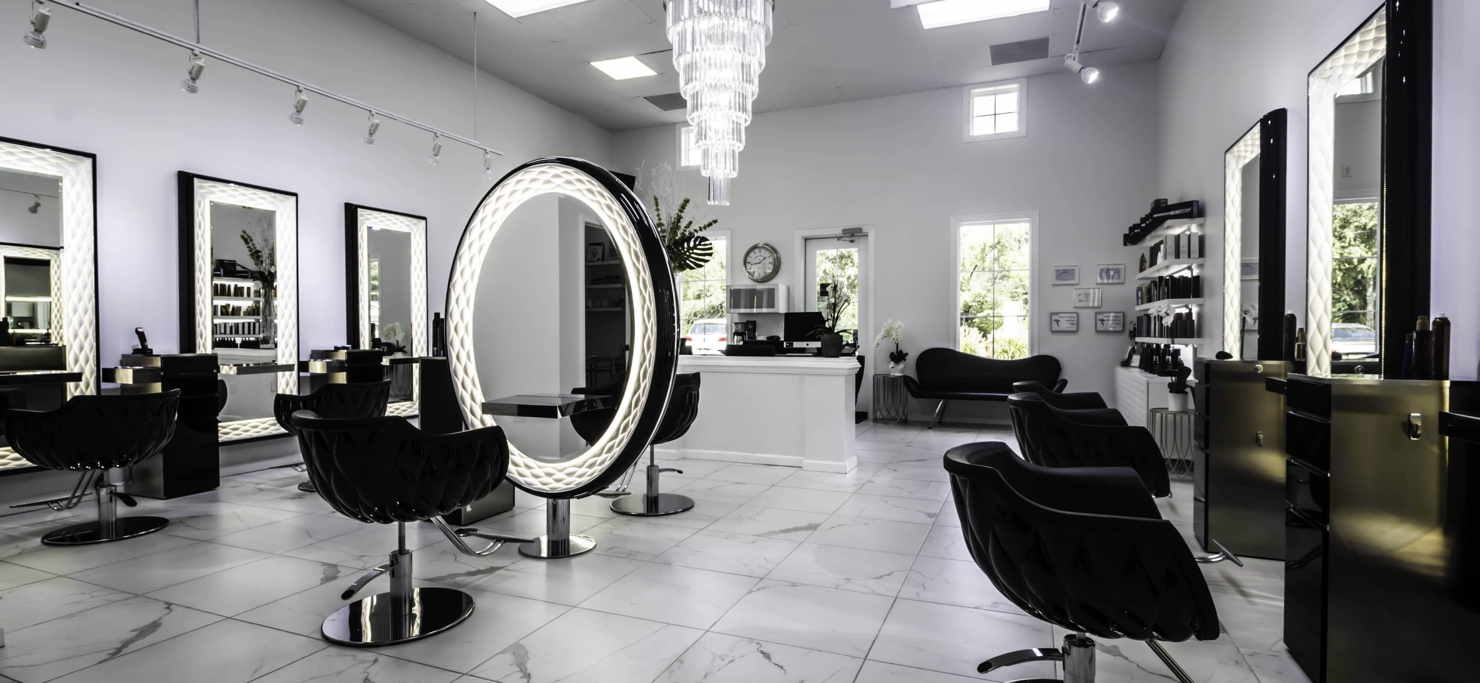 Salon Pieknosci Best Hair Salon Beauty Salon Beauty Salon Interior