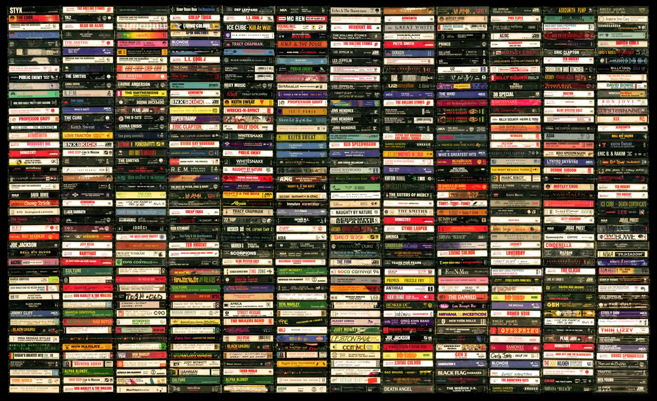 All My Tapes