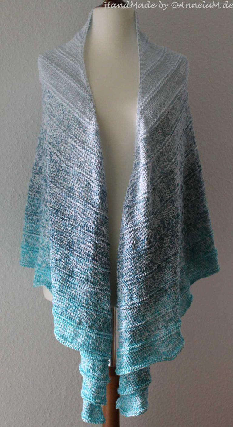 Mein Zweites Modern Love Tuch Halata Tuch Pinterest Knitting