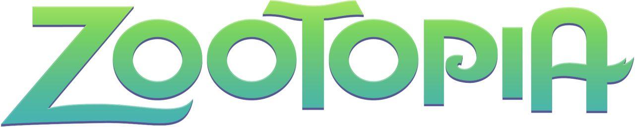 Zootopia Logo Zootopia Logos Vimeo Logo