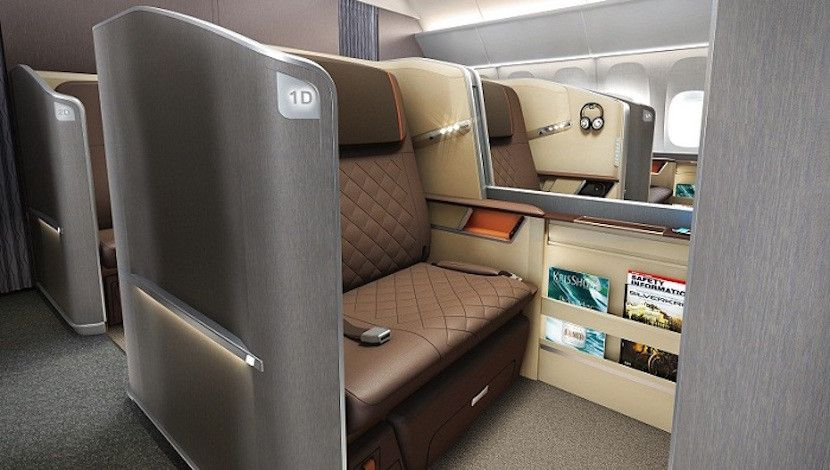 11 Best Airline Business Class Seats For Couples Business Class Seats First Class Seats Business Class