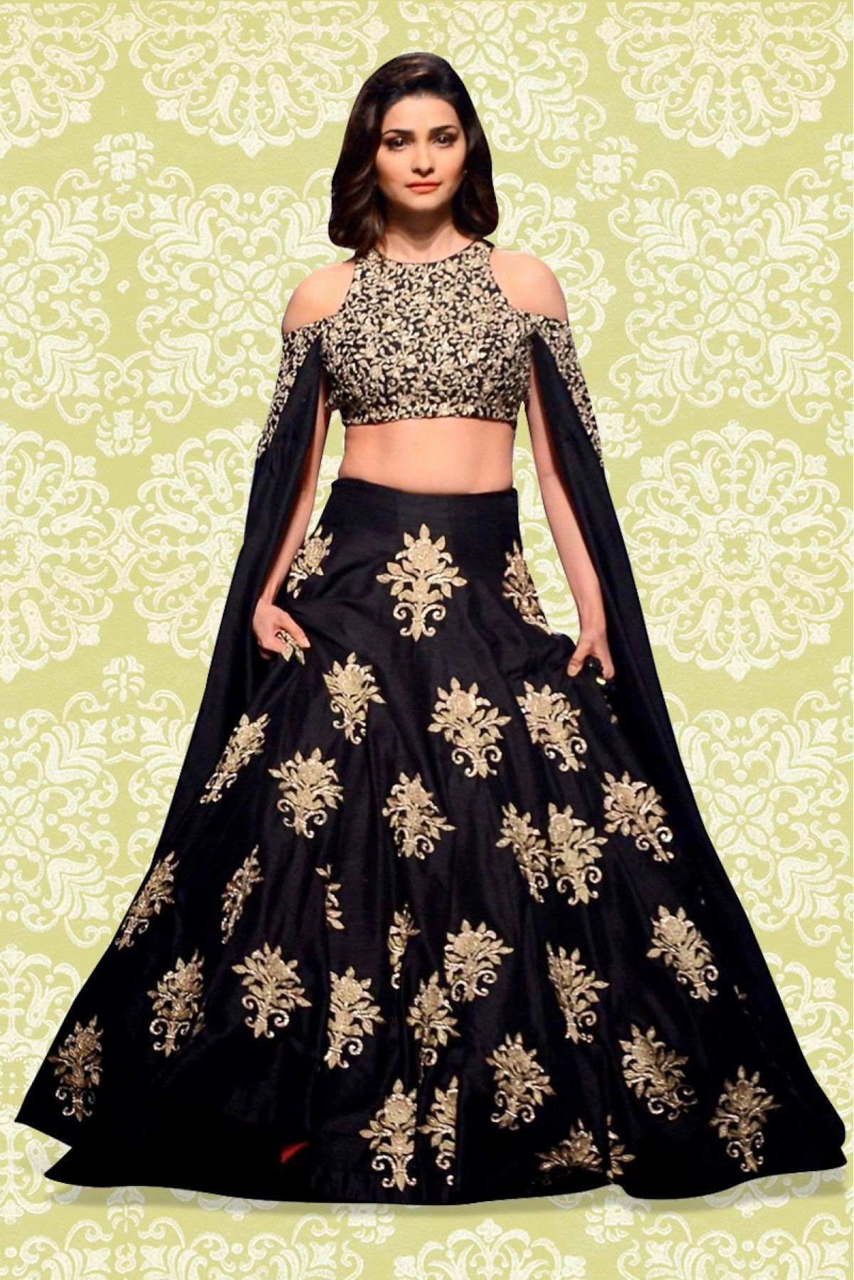 79f41b380e Black Colour Banglori Silk Fabric A Line Lehenga Choli Comes With Matching  Blouse and Dupatta. This Lehenga Choli Is Crafted With Embroidery,Patch Work .