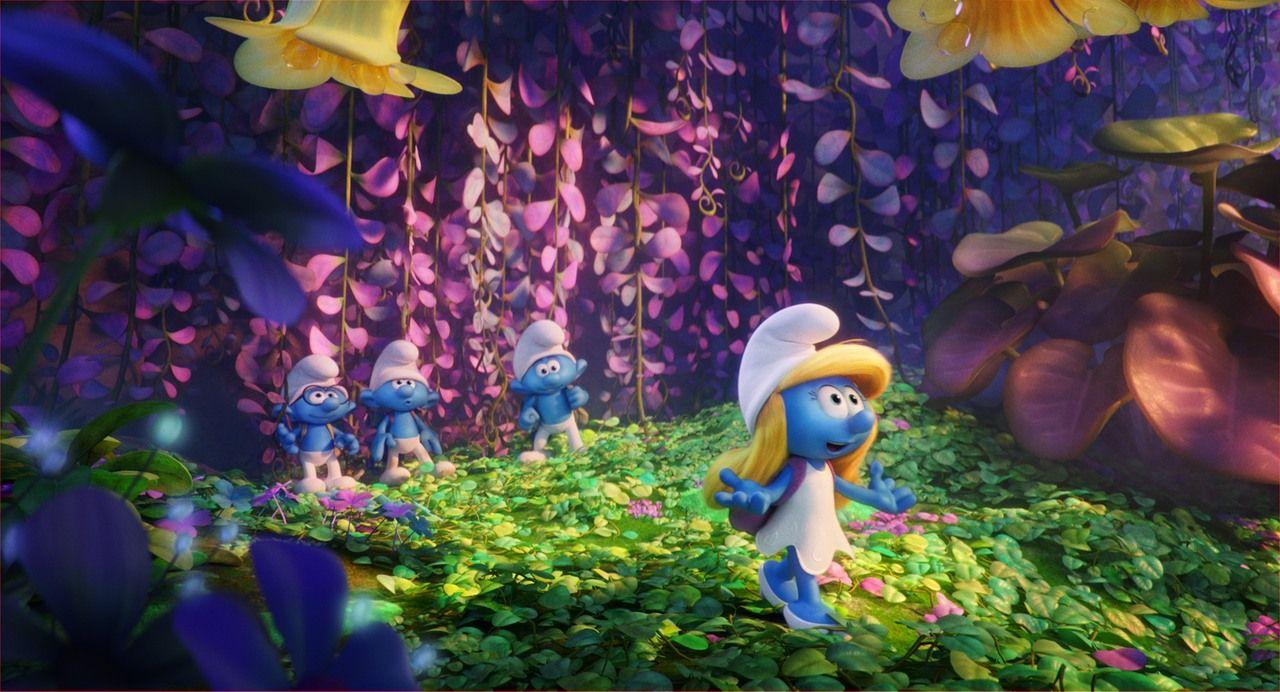 Strumpfovi Smurfs Smurfs Movie Backdrops