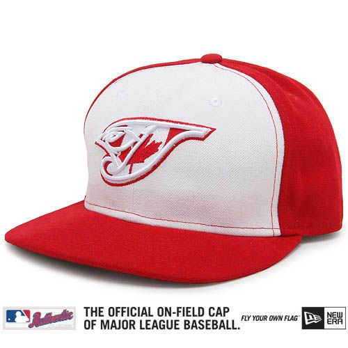 Toronto Blue Jays Canadian Flag fitted hat. | Blue Jays ...