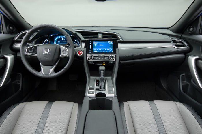 2017 Honda Civic Hatchback Interior Honda Civic Coupe