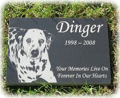Used This Company For My Last Dog S Memorial Stone Beautiful Work