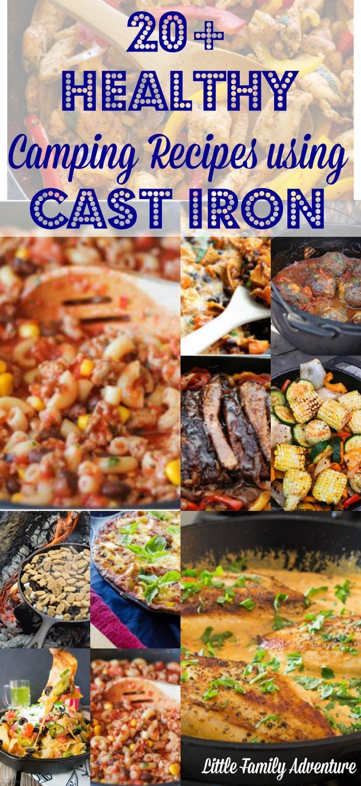 20 healthy cast iron skillet dutch oven camping recipes