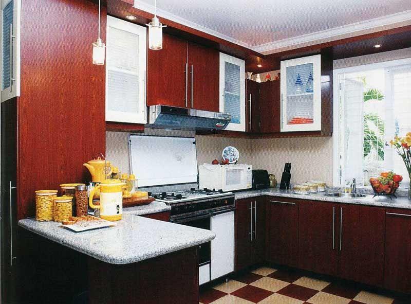 Desain Interior Dapur Minimalis Rumah Minimalis Rumahdsgn Com