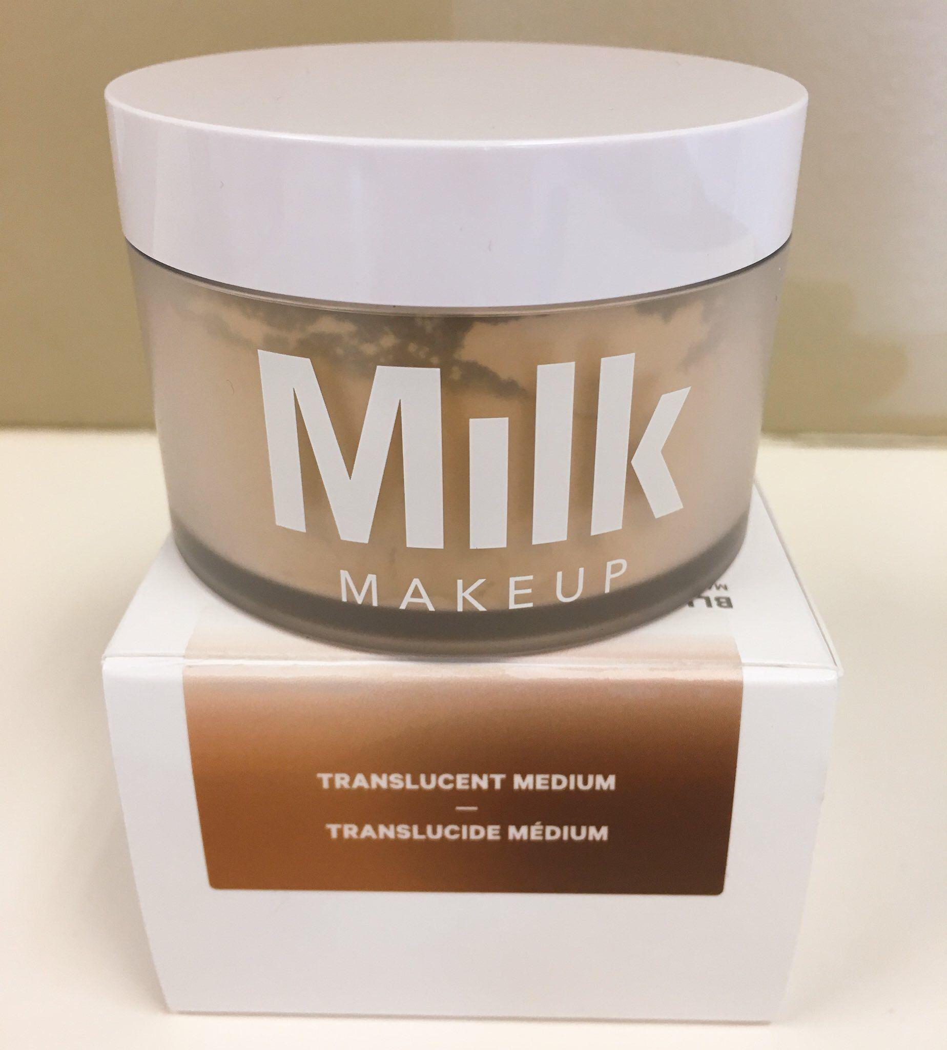 Blur + Set Matte Loose Setting Powder by Milk Makeup #19