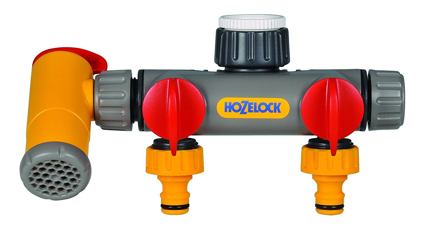 Hozelock Flowmax 3Way Tap Connector Automatic watering