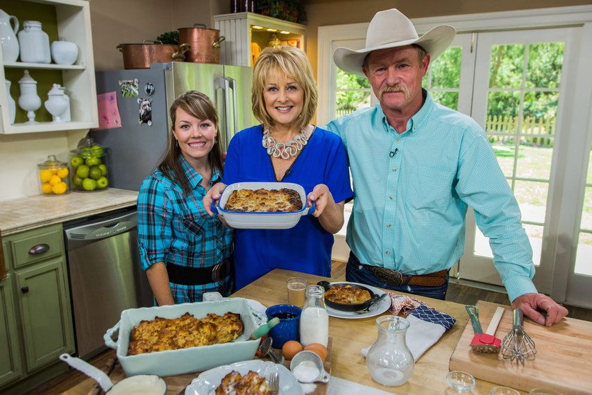 Home & Family  Hallmark Channel  Kent rollins, Country cooking