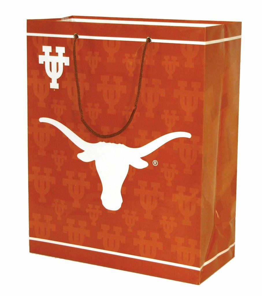 Texas Longhorns Gift Bag - Large | Texas longhorns, Texas and Nfl ...