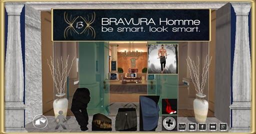 BRAVURA! Homme