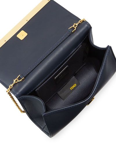 1b5419d0c9 Rush Mini Leather Clutch Bag Navy | Softgoods. Details. Patterns ...