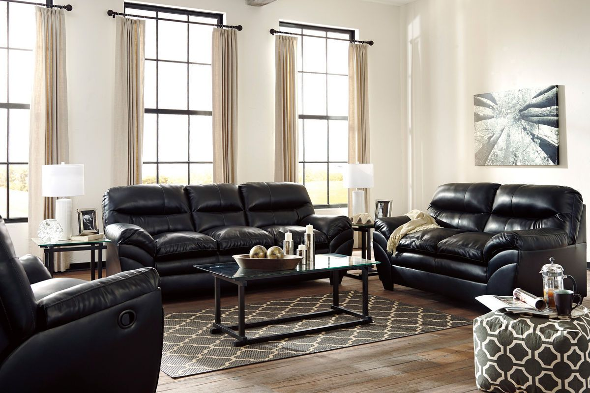 6ae569dddc25ed ... Leather Living Room Groups furniture. Dayne by Ashley® from Gardner-White  Furniture