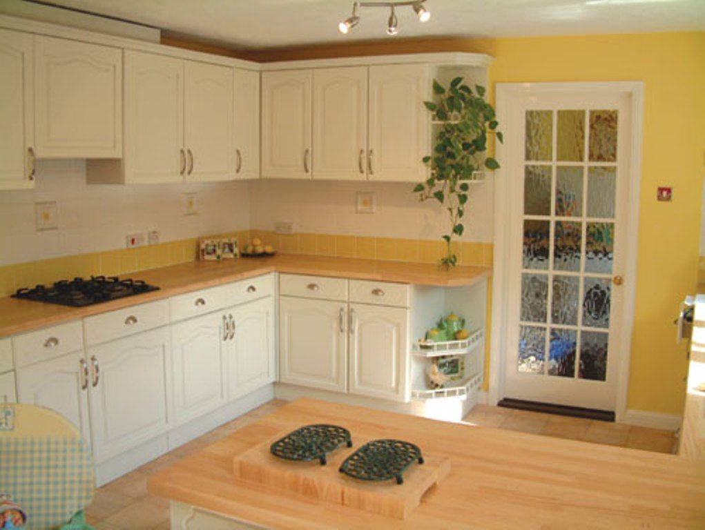 Repainting Kitchen Cabinets | Painting kitchen cabinets ...