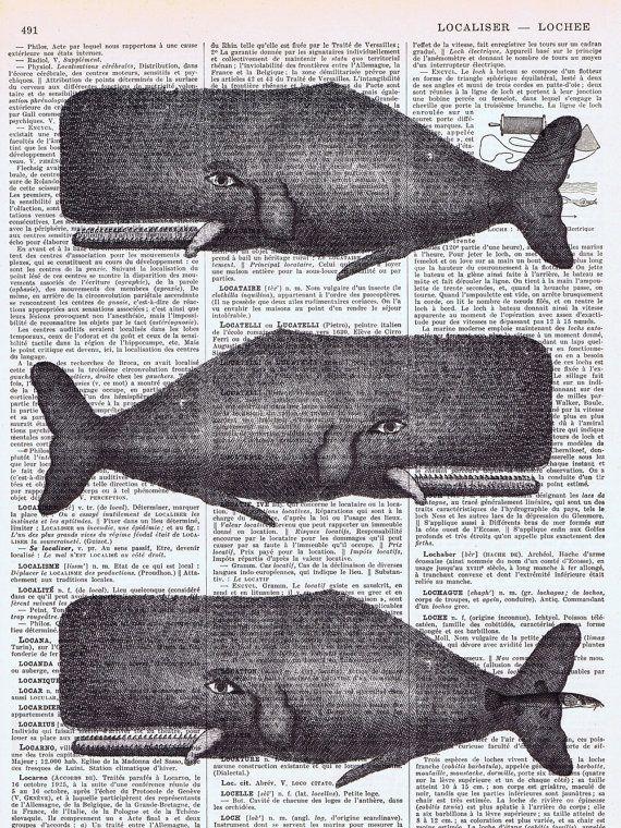 New Vintage Book Pages Prints Vintage Whale Illustration Etsy Whale Illustration Prints Vintage Book