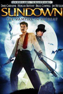 Sundown The Vampire In Retreat Sundown Vampire Vampire Movies