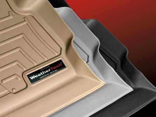 Weather Tech Digital Fit Floor Liner For My Future Truck