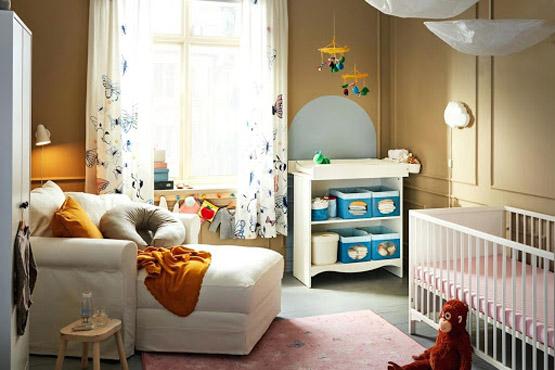 من كتالوج ايكيا أروع تصاميم غرف نوم أطفال ايكيا وغرف أطفال حديثة ديكورات أرابيا Ikea Childrens Bedroom Ikea Kids Room Cozy Baby Room