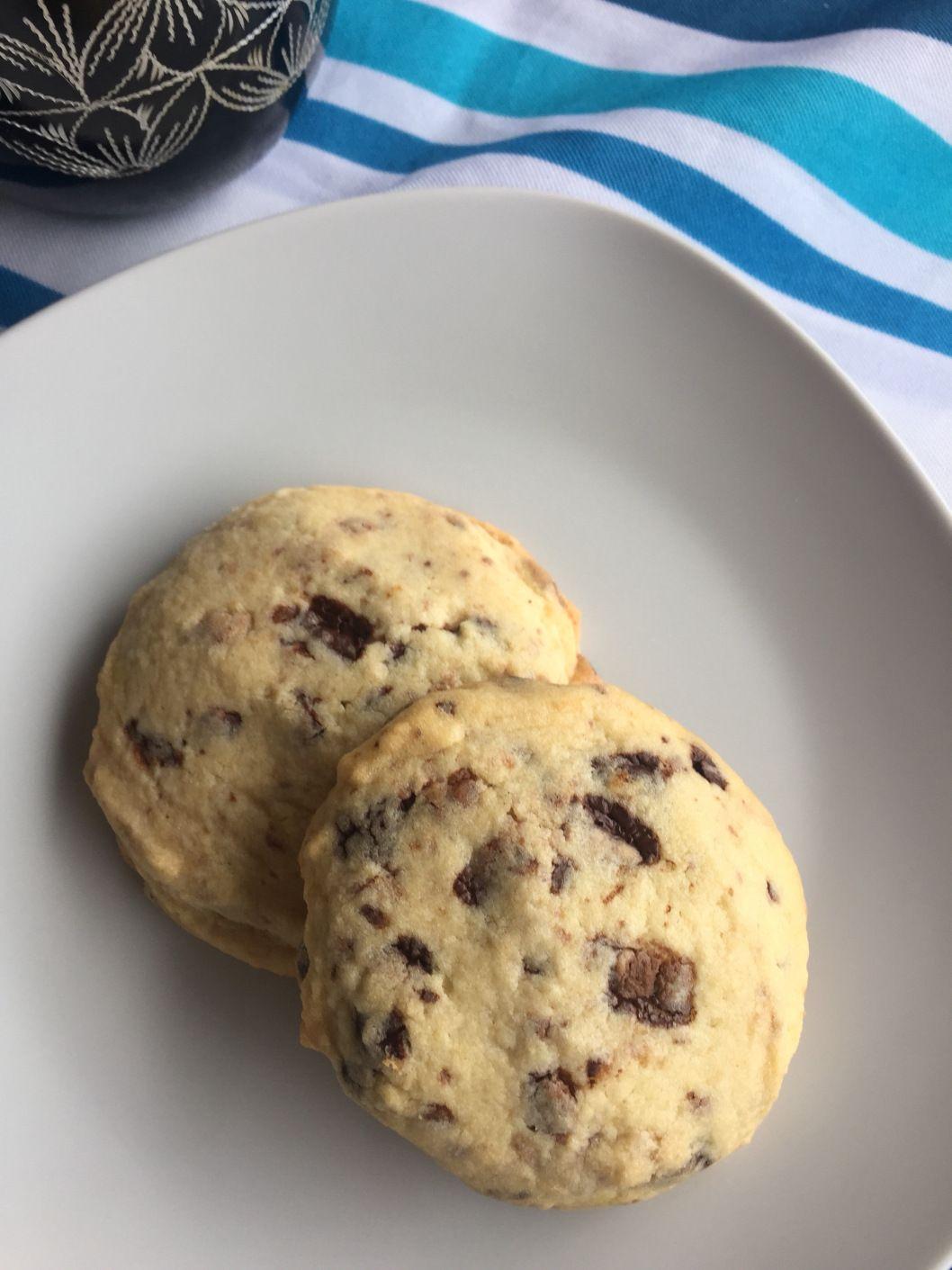 Es gibt Cookies!  Weiche, köstliche Schokoladencookies! #nutellakekse