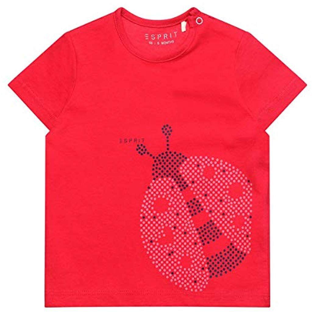 ESPRIT KIDS Baby-Mädchen T-Shirt #Sport-Freizeit #Fitness #Bekleidung #Herren #Bekleidungssets #Bekl...