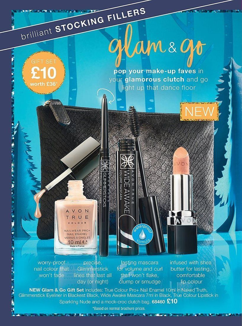 Current Avon brochure [1 2019 UK] look online and DOWNLOAD