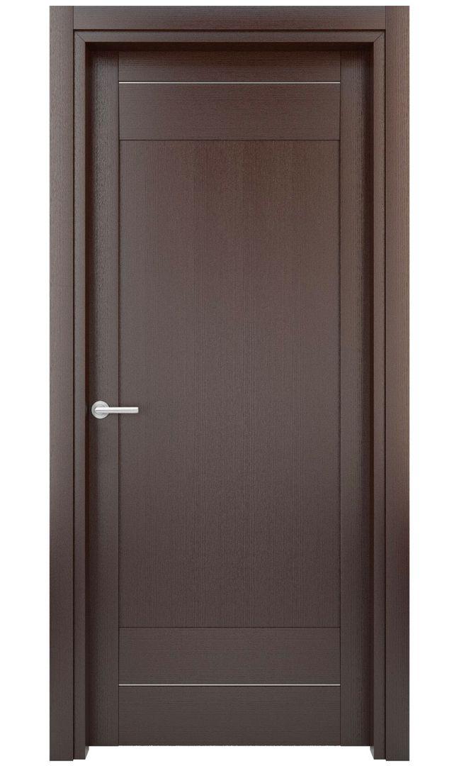 Puerta ventanear as y canceles puertas interiores de for Modelos de puertas de madera para frente