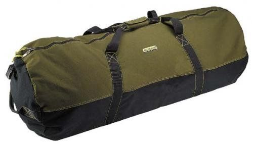 Black Military Duffel Bag Army Cargo Holdall Carry On 100/% Cotton Canvas New