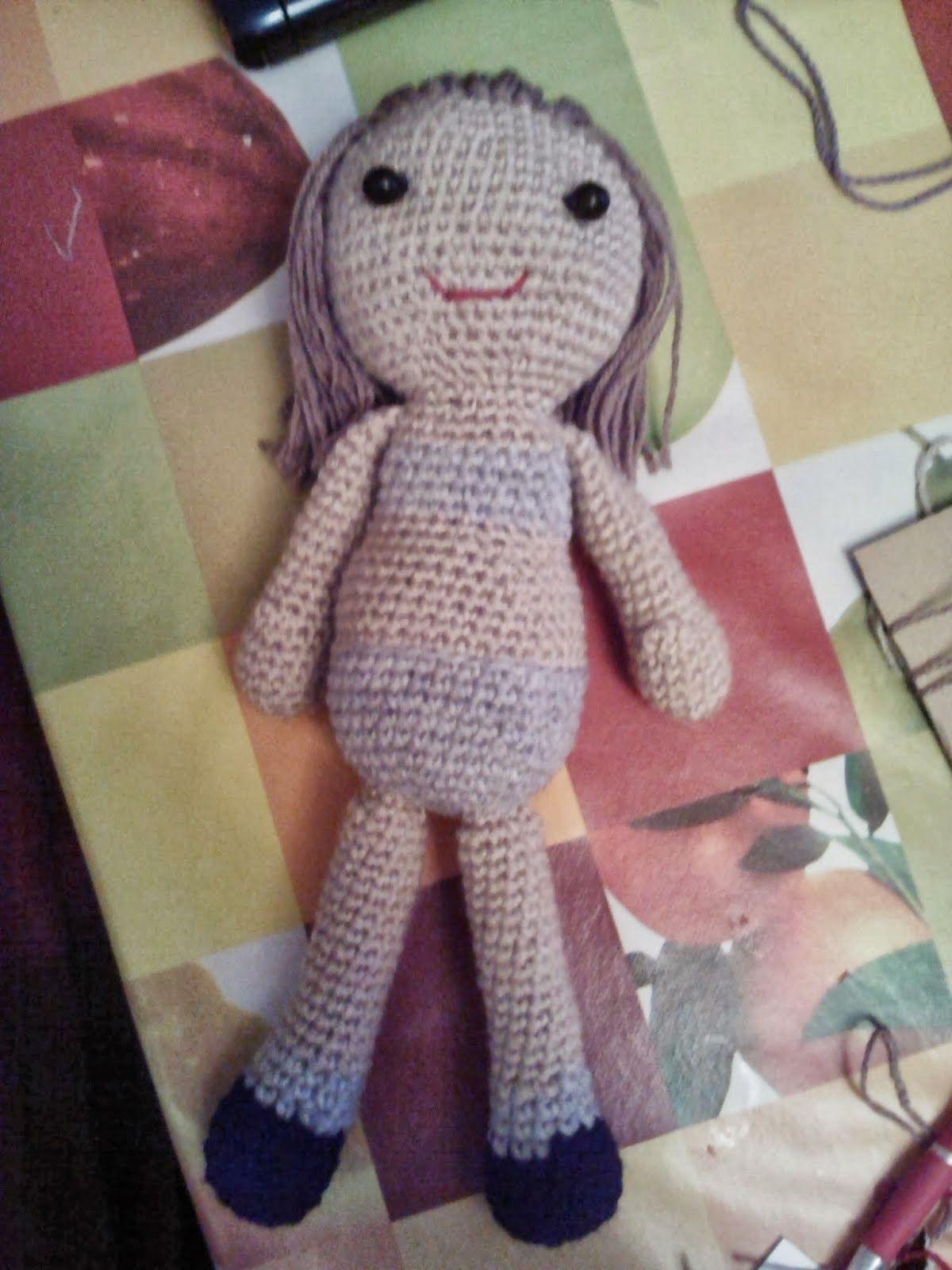 Pin de Regla Martinez en muñecas crochet | Pinterest | Amigurumi ...