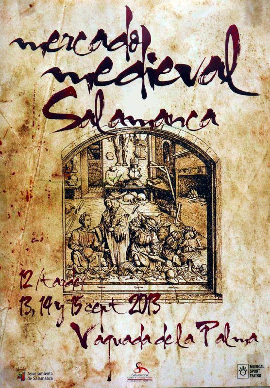 #Salamanca Medieval sept 2013