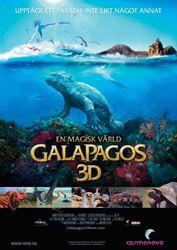 Galapagos 3D: En magisk värld  Följ med till Galapagos, ett paradis som inte liknar något annat. På Cosmonova kommer du nära de karismatiska djuren som finns i vulkanöarnas dramatiska natur.