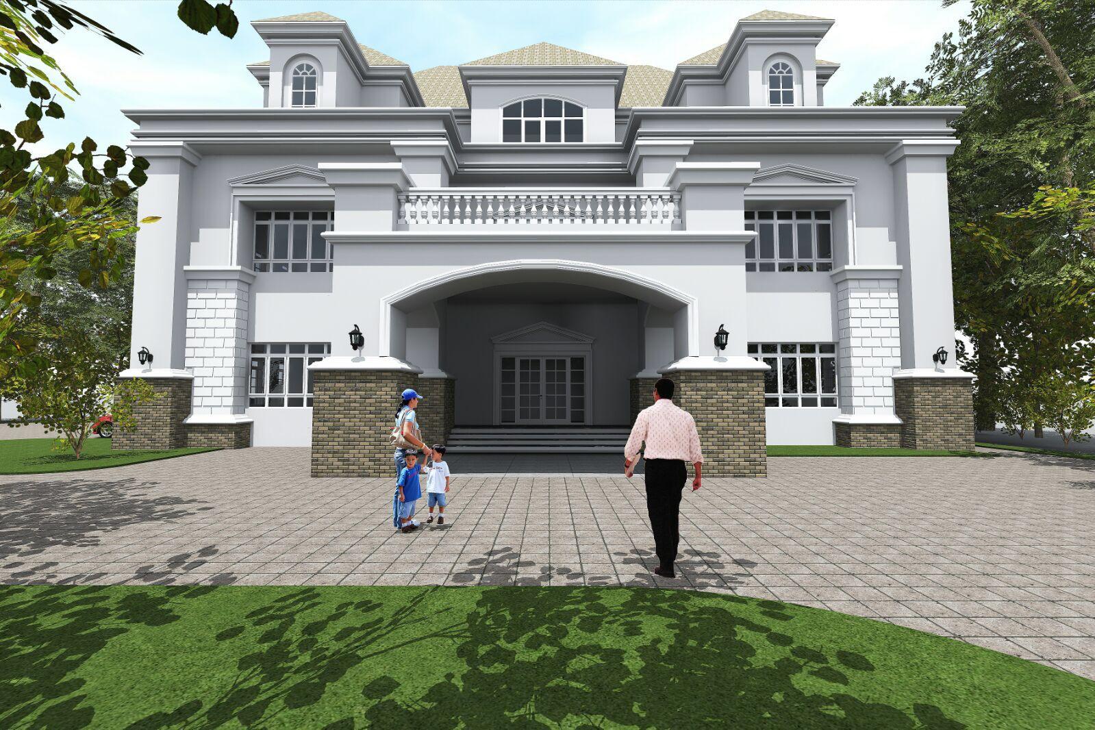 Villa in abujanigeria