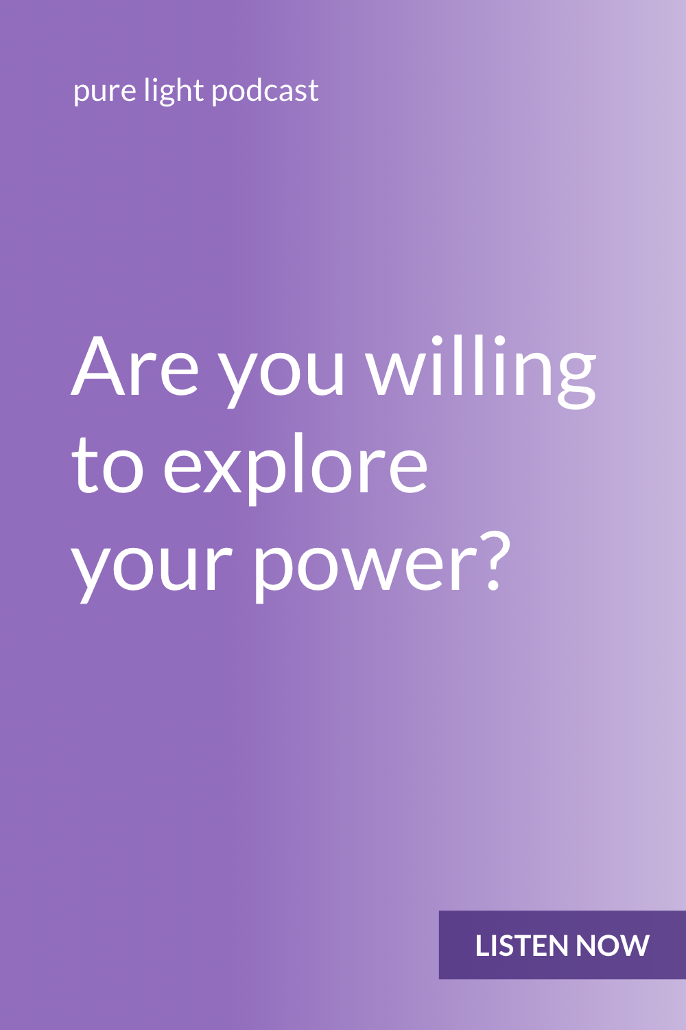 Are You Willing To Explore Your Power In 2020 Power Told You So Big Words