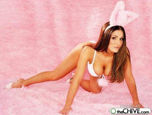 easter bunny babe Sexy