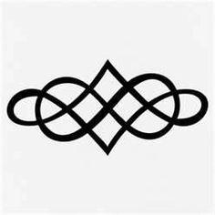 r sultat de recherche d 39 images pour double infini 2d to 3d ids tatouage tatouage amiti. Black Bedroom Furniture Sets. Home Design Ideas