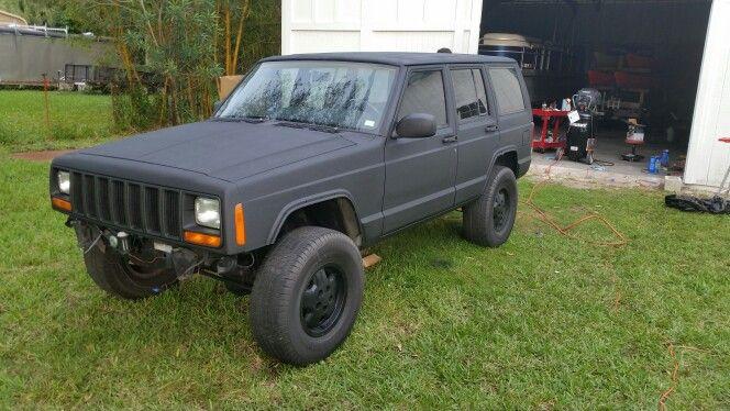 Raptor Liner Awsome Jeep Cherokee Xj Jeep Xj Jeep