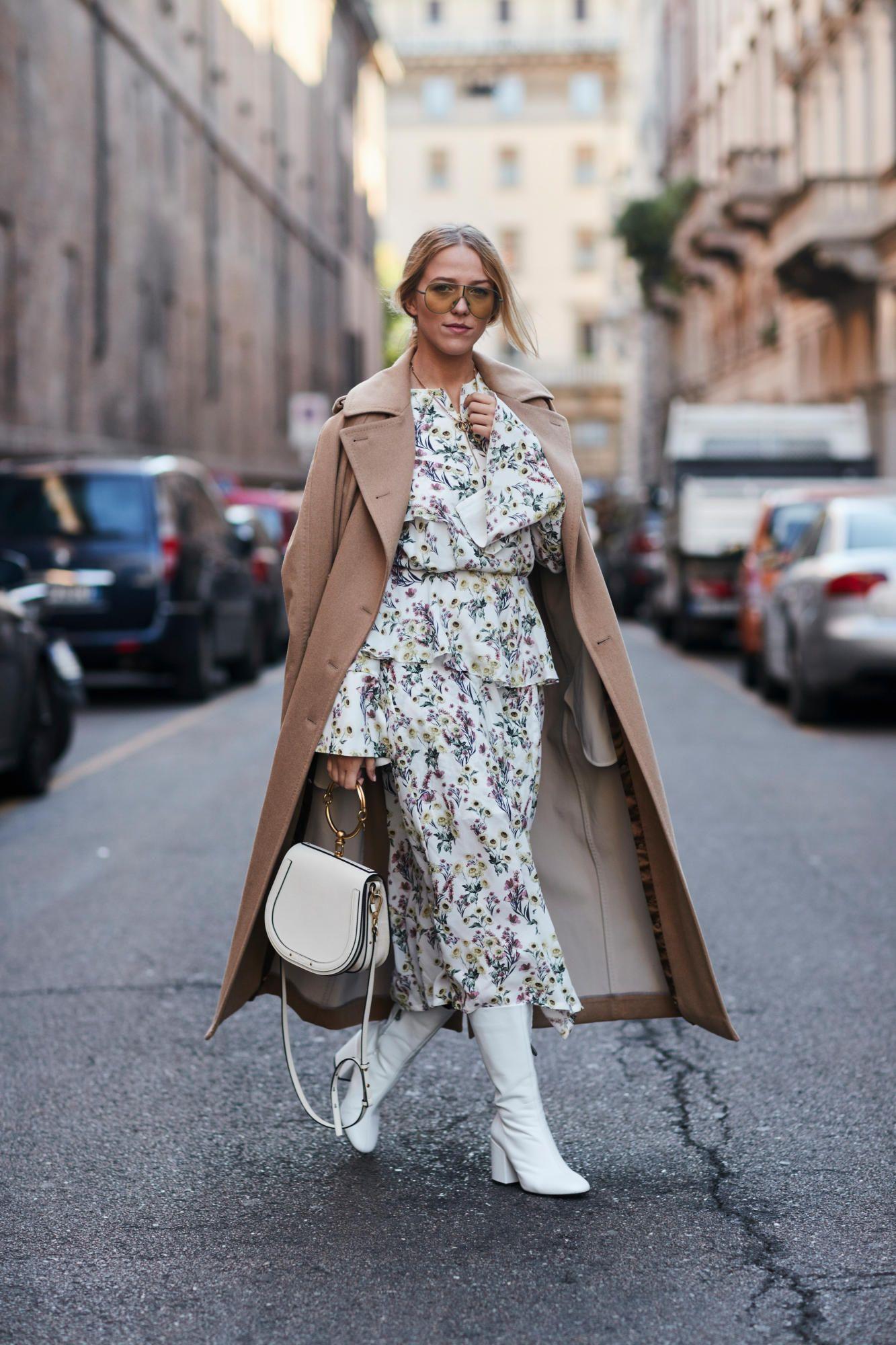 Fashion style Fashion milan week street style for lady
