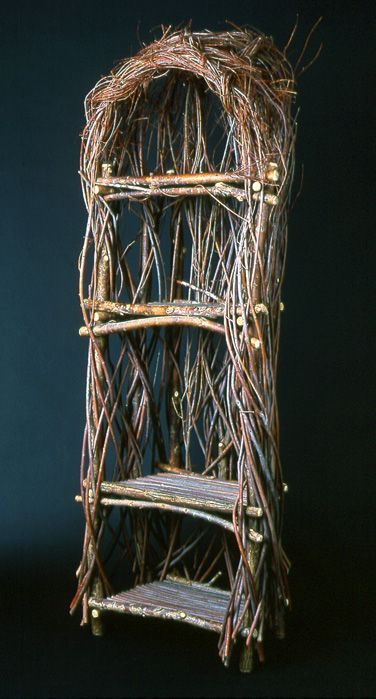 twig shelf #twigfurniture twig shelf