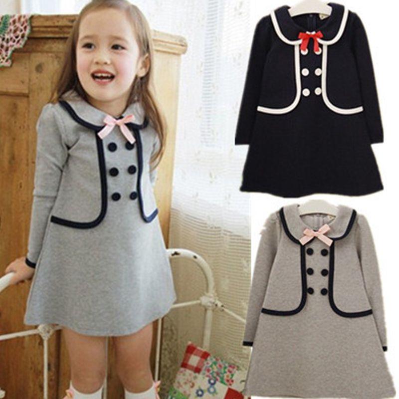 8eecc3c1d45 Retail 2016 New summer children girls dress
